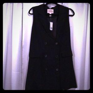 NWT Forever 21 Tuxedo Dress